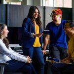 Travail d'équipe - développement marque employeur, attirer des candidats et top profils grâce à l'inbound recruiting